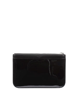 Kenzo: clutches online - A5 Tiger flat clutch