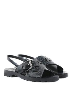 Kenzo: flip flops - Kruise sandals