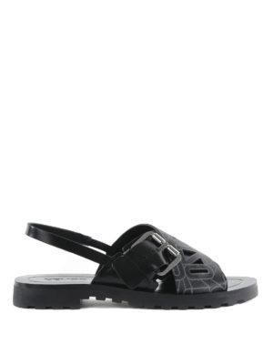 Kenzo: flip flops online - Kruise sandals
