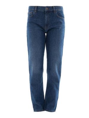 Kenzo: straight leg jeans - Hyper KENZO straight leg jeans