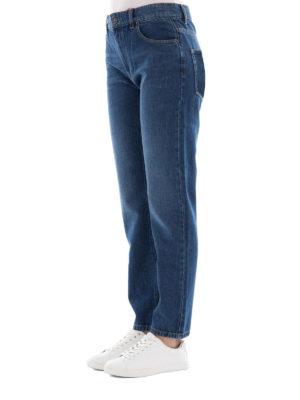 Kenzo: straight leg jeans online - Hyper KENZO straight leg jeans