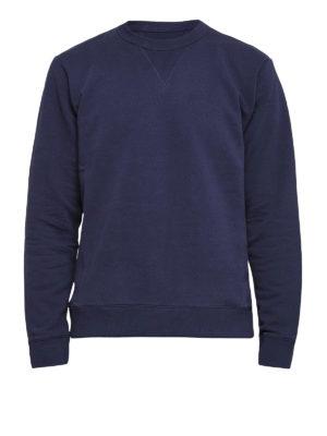 Kenzo: Sweatshirts & Sweaters - Kenzo maxi logo print sweatshirt