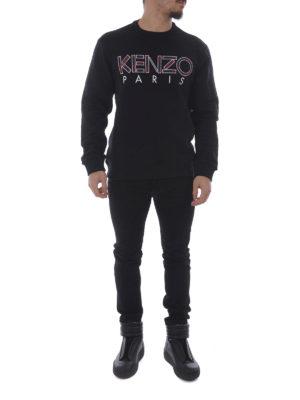 Kenzo: Sweatshirts & Sweaters online - Kenzo black sweatshirt