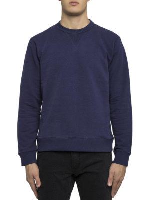 Kenzo: Sweatshirts & Sweaters online - Kenzo maxi logo print sweatshirt