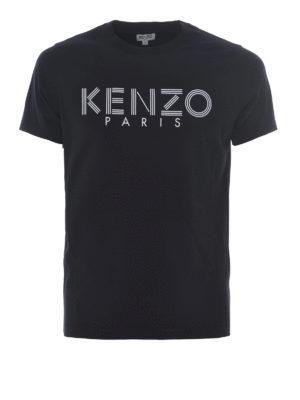 Kenzo: t-shirts - Kenzo black T-shirt