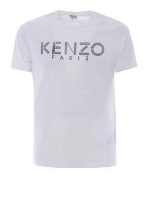 Kenzo: t-shirts - Kenzo white T-shirt