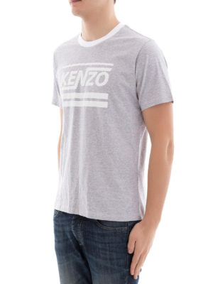 Kenzo: t-shirts online - Hyper Kenzo print cotton T-shirt