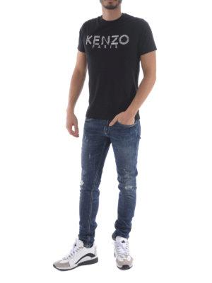 Kenzo: t-shirts online - Kenzo black T-shirt