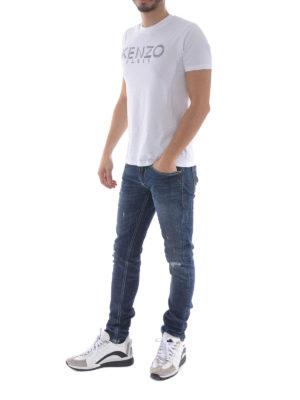 Kenzo: t-shirts online - Kenzo white T-shirt