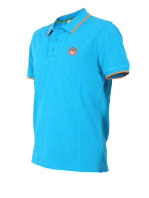 Kenzo: t-shirts online - Mini-Tiger logo polo