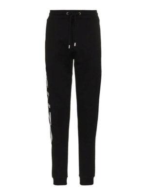KENZO: pantaloni sport - Pantaloni della tuta Kenzo neri
