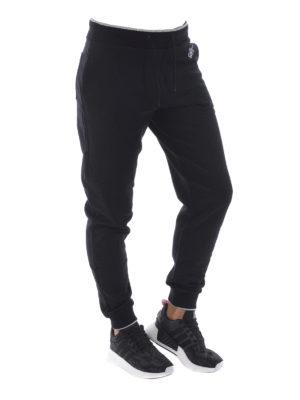 Kenzo: tracksuit bottoms online - Tiger cotton tracksuit bottoms