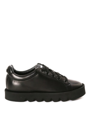 Kenzo: trainers - K-Wave leather sneakers