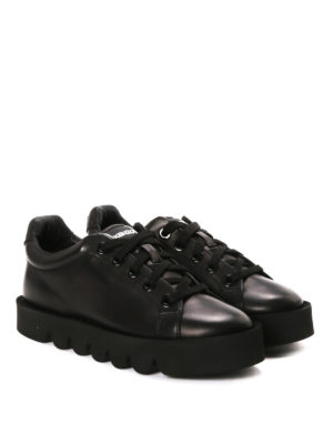 Kenzo: trainers online - K-Wave leather sneakers