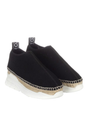 Kenzo: trainers online - Stretch mesh slip-ons