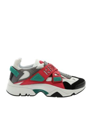KENZO: trainers - Sonic multicolor sneakers