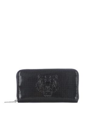 Kenzo: wallets & purses - Tiger continental wallet