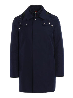 Kired: short coats - Cruz raincoat