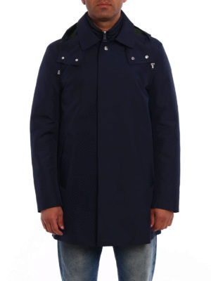 Kired: short coats online - Cruz raincoat
