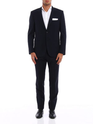 Kiton: formal suits online - Wool and mohair two-piece suit