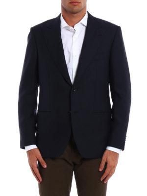 mohair and silk blazer
