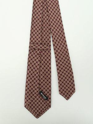Kiton: ties & bow ties online - Printed silk tie