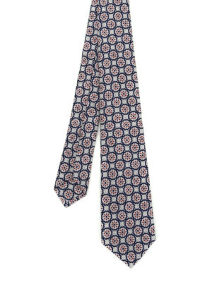 Kiton: ties & bow ties - Wool and silk dandelion tie