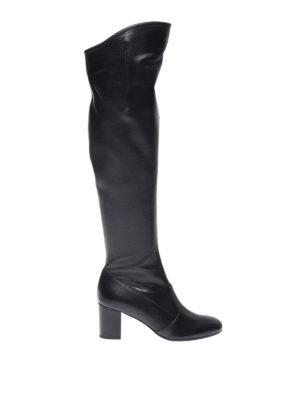 L' AUTRE CHOSE: stivali - Stivali in pelle alla caviglia