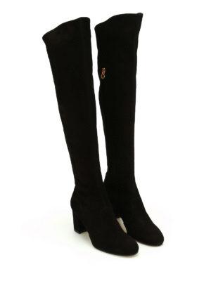 L' Autre Chose: boots online - Soft suede boots