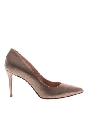 L' Autre Chose: court shoes - Grosgrain pumps