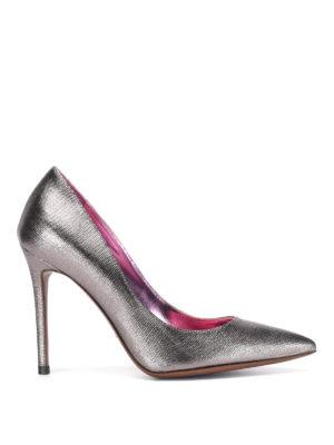 L' Autre Chose: court shoes - Metallic pumps