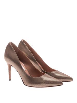 L' Autre Chose: court shoes online - Grosgrain pumps