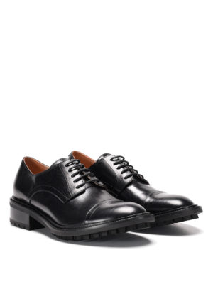 L' Autre Chose: lace-ups shoes online - Lug sole detail leather Derby