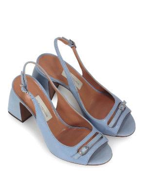 L' AUTRE CHOSE: sandali online - Sandali alti dal sapore retrò