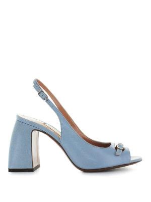 L' AUTRE CHOSE: sandali - Sandali alti dal sapore retrò