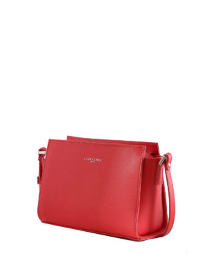 LANCASTER: borse a spalla online - Tracolla in pelle Saffiano