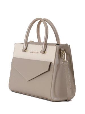 LANCASTER: shopper online - Piccola borsa a mano bicolore
