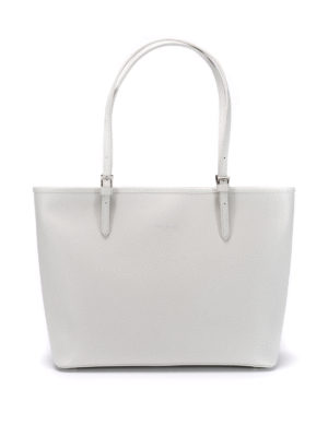 Lancaster: totes bags - Adèle saffiano leather tote