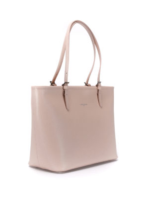 Lancaster: totes bags online - Adèle saffiano leather tote