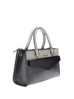 Lancaster: totes bags online - Saffiano handbag