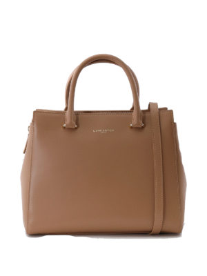 LANCASTER: shopper - Borsa a mano linea Smooth Or