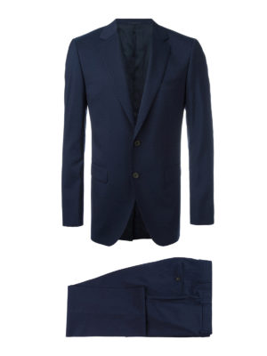 Lanvin: formal suits - Attitude two-piece formal suit