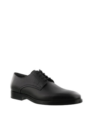 Lanvin: lace-ups shoes online - Smooth leather derby shoes