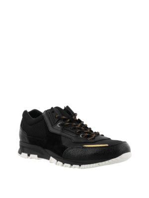 LANVIN: sneakers online - Sneaker da cross nere