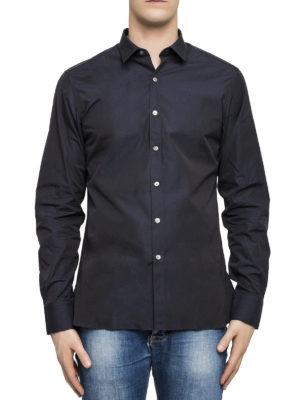Lanvin: shirts online - Muslin cotton classic shirt