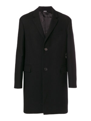 Lanvin: short coats - Classic and formal wool coat