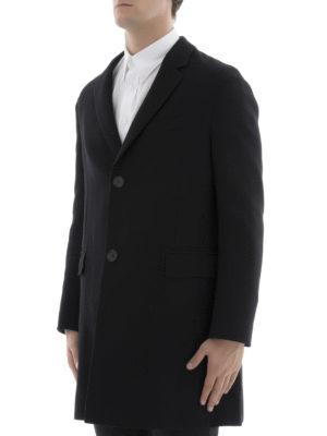 Lanvin: short coats online - Classic and formal wool coat