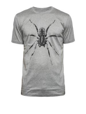 Lanvin: t-shirts - Spider print classic cotton T-shirt