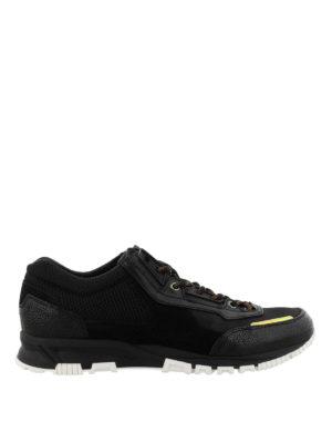 LANVIN: sneakers - Sneaker da cross nere