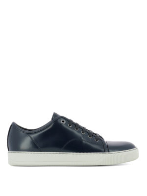 Lanvin: trainers - DBB1 low top leather sneakers